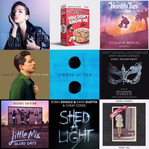 2017 : New Music #20 The Pop Song