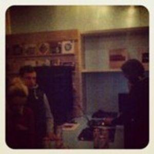 Roman Flugel - Kristina Records in store Nov 2012