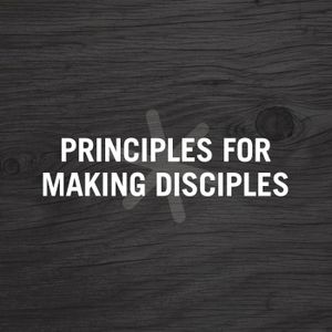6. Principles for Making Disciples