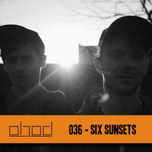 #036 - Six Sunsets - Dubstep