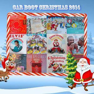 Car Boot Christmas 2014