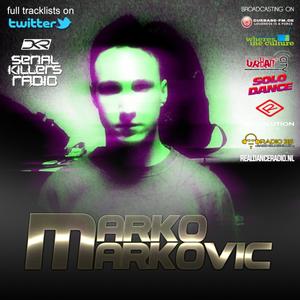 DKR Serial Killers 117 (MARKO MARKOVIC Guest Mix)
