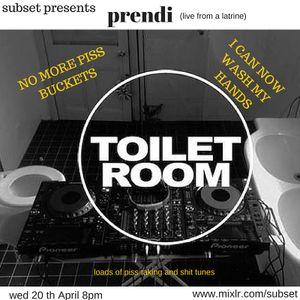 """PRENDI'S """"Toilet - Room"""""""