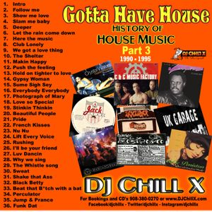 Best classic house music 1990 1995 history of house for Old house music classics