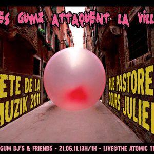 L'Atomiste DJ mix set Atomic Terrasse