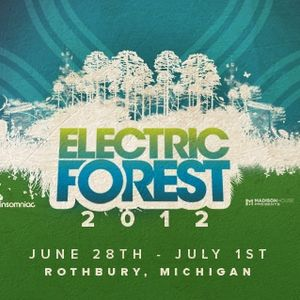 CMD Records at Electric Forest@Sherwood July 1st
