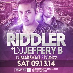 DJ JEFFERYB & DJ RIDDLER Z100