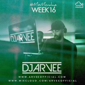#MixMondays 21/4/14 (WEEK16) *URBAN DRUM & BASS* @DJARVEE
