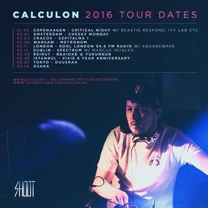 CALCULON - Poland tour mix (for Basstion)