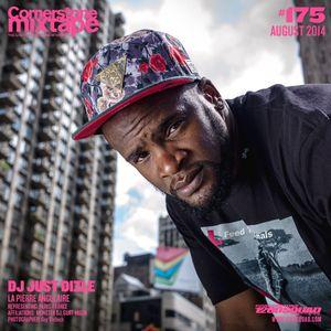 Cornerstone Mixtape 175 -DJ Just Dizle - La Pierre Angulaire