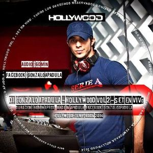 - HOLLYWOOD ( VOL 2 ) - DJ GONZALO APADULA - SET EN VIVO