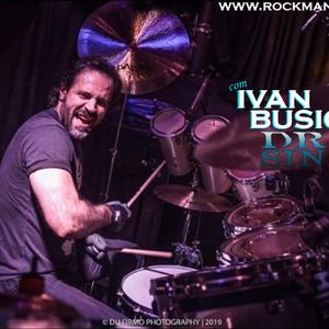 Rock Mania #396 - com Ivan Busic - 01/12/19