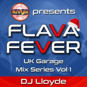 Dj Lloyde - Flava Fever Mix Series Volume 1