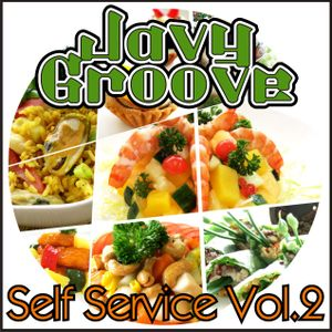 Javy Groove -Self service Vol.2 (Breakbeat promo minimix) All tracks produced by Javy Groove