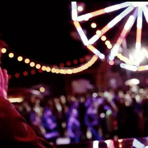 Ryan Farish Live, DJ Set from Neon Carnival @Coachella (2012)