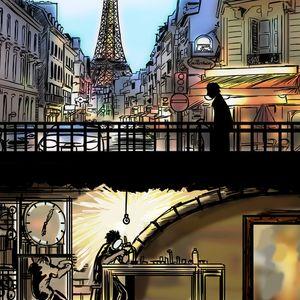 Saque Voyage - Trip into Paris
