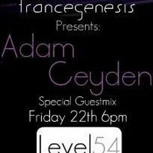 Trancegenesis Adam Ceyden Guest Mix 22/04/2011
