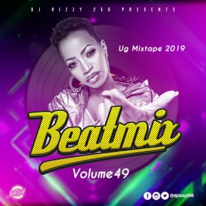 Dj Rizzy 256 -Beatmix ( Ug Mixtape Jan 2019 ) Vol 49 by Dj Rizzy 256