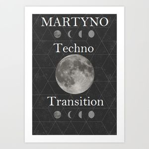Martyno - Techno Transition - DJ SET