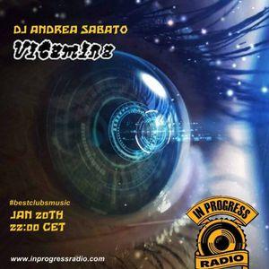 VITAMINA Dj Andrea Sabato on IN PROGRESS RADIO (Amsterdam) 20.01.19