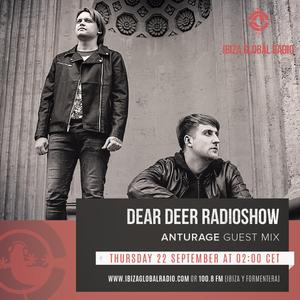 Dear Deer Radioshow - 027 - Anturage