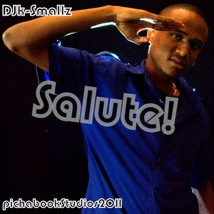 """Dj k-smallz """"Outerspace"""" Dance mix 2012 vol 1"""