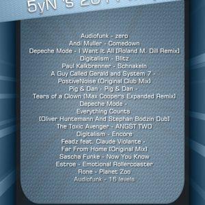 2011 May Mix