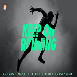 """Keep on running"" - Sr.Ps. Roy Manikus 1-3-2020"