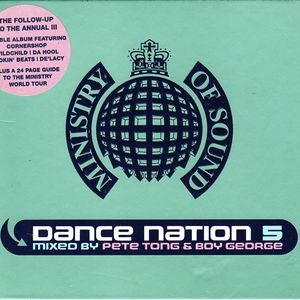 Ministry of Sound - Dance Nation 5 Disc 1