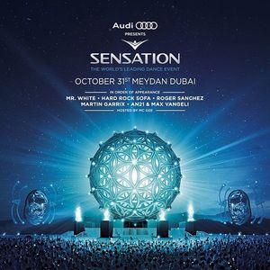 Mr. White  -  Live At Sensation Source of Light (Dubai)  - 31-Oct-2014
