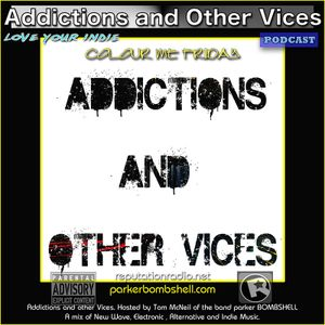 Addictions Podcast 185 - Colour Me Friday