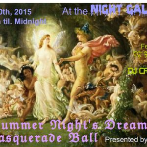 Midsummers Night's Dream presented by Last Rites - Set 1 Dj SamAraI