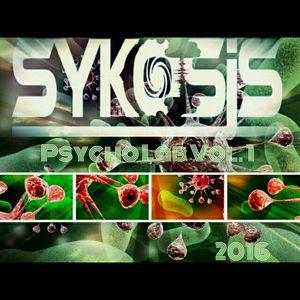 Dj Sykosis Psycho Lab Vol.1