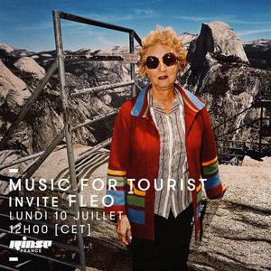 """""""Music for Tourist"""" invite Fleo. 10.07.17"""
