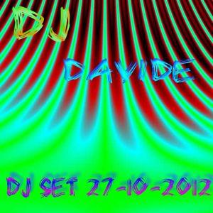 Dj Set ( 27-10-2012)