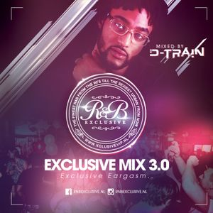 Dj D-Train - R&B Exclusive 3.0 (Mix)(September, 2015)