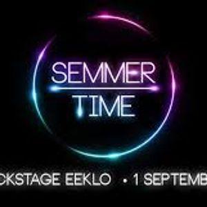 dj Semmer @ Backstage 01-09-2018
