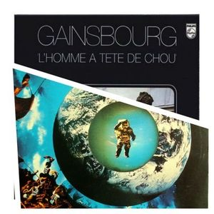 (Gainsbourg is) Lost in Space