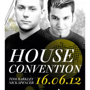 2Hours Tom Barkley live at House Convention, last hour from Nick Spencer