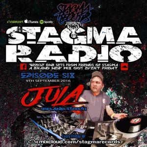 STAGMA RADIO: Episode Six: JulaSCM Guest Mix