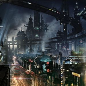 As of Late Mix #2 - Dystopian Future Tunes