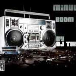 Mixtape Minute's of Boom Bap vol.1 (By DJ Tikano Calderon)