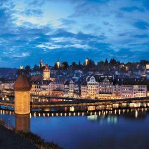 Expatriados en Suiza.