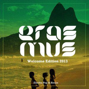 Erasmus Welcome Edition Mixtape - Rälph Andrade