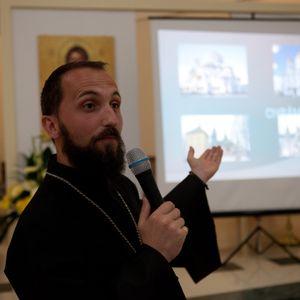 Deň spomienky na posvätenie chrámu - katechéza o. Michala o chráme