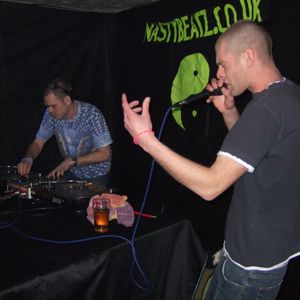 DJ CJ & Kalaish - Live on UKBASS 26/04/10
