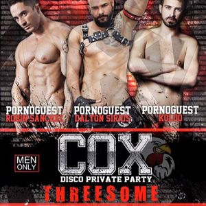 iWill DJ - COX Party MILANO - 05.03.16 // TECHNO