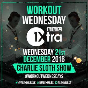 BBC 1XTRA WORKOUT WEDNEDAY | INSTAGRAM @ALEXMILESUK