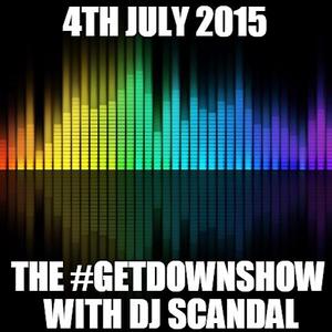 The Getdown Show / Crackers Radio /  04/07/2015