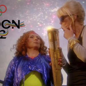 Episode 113 AbFab Torches the London 2012 Olympics